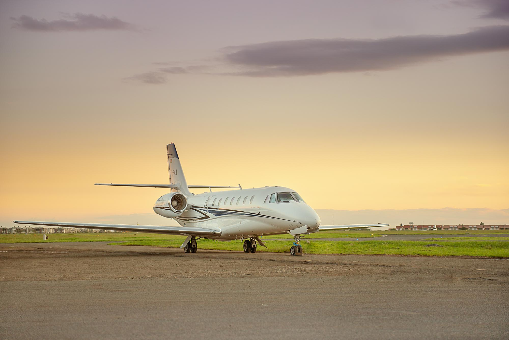 Cessna Citation Sovereign C680