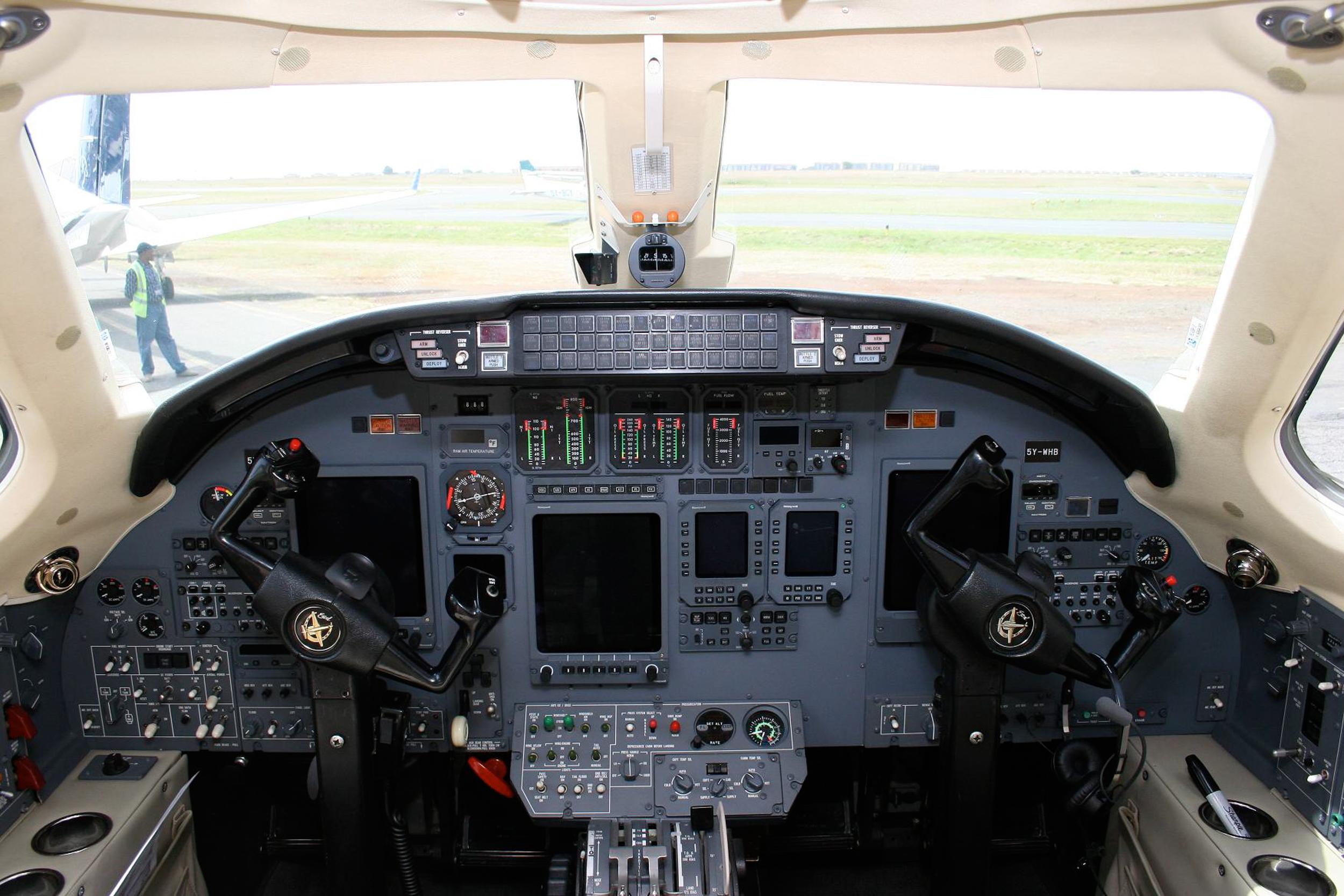 Cessna Citation Excel C560XL