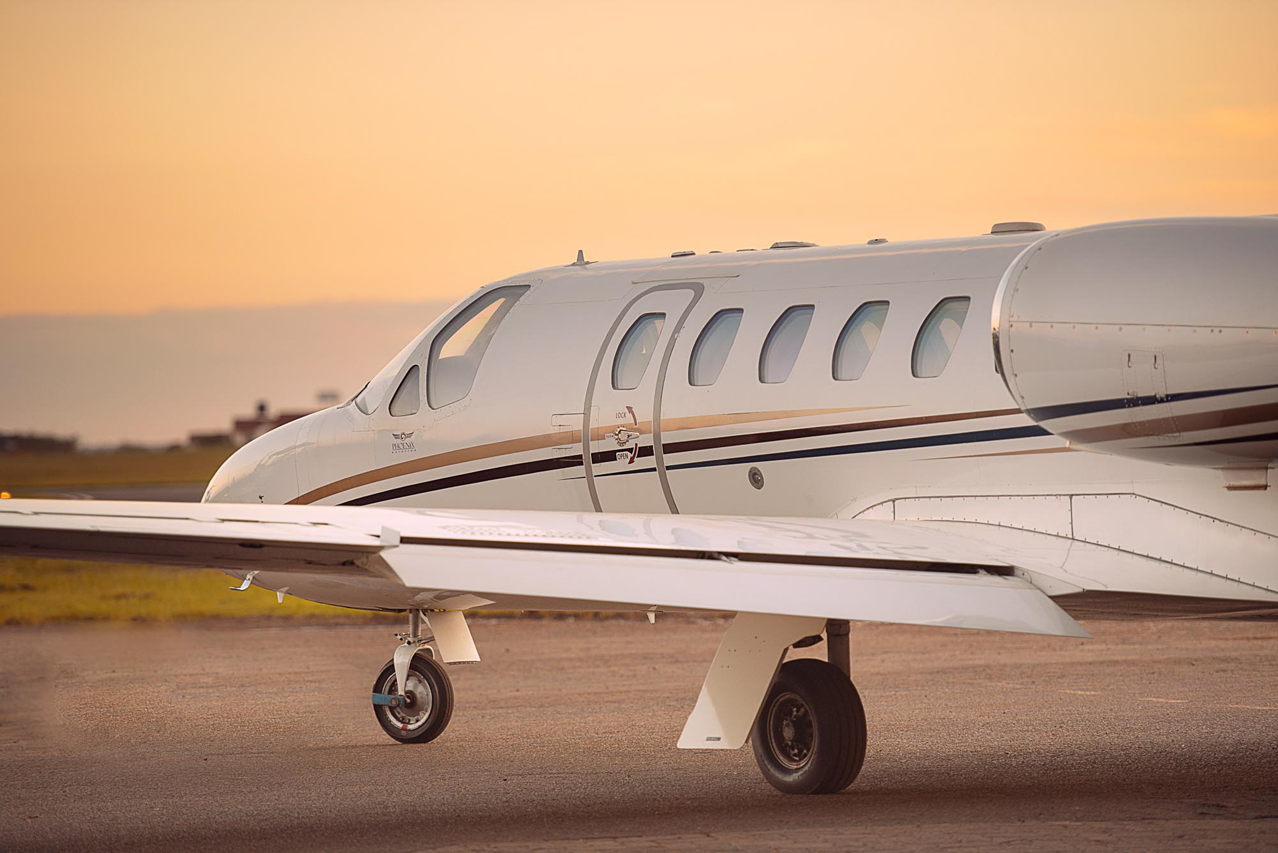 Cessna Citation Bravo C550B