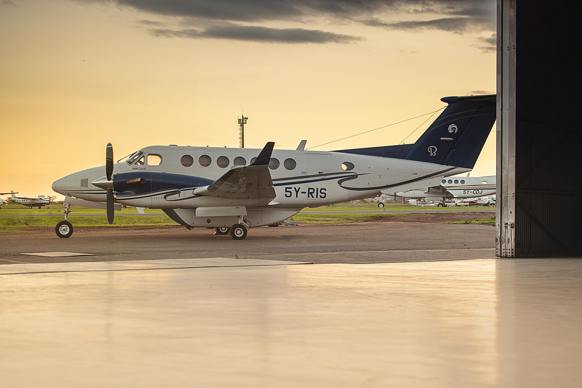 Beechcraft King Air B300