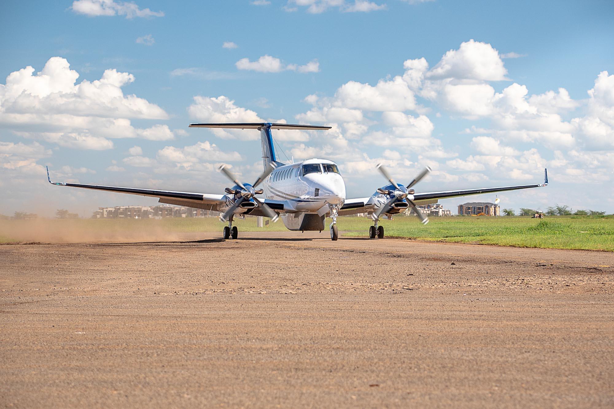 Beechcraft King Air B300